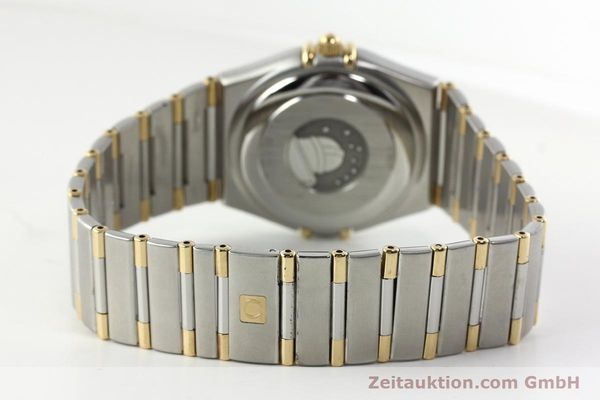 montre de luxe d occasion Omega Constellation acier / or  automatique Kal. 1120  | 142055 12