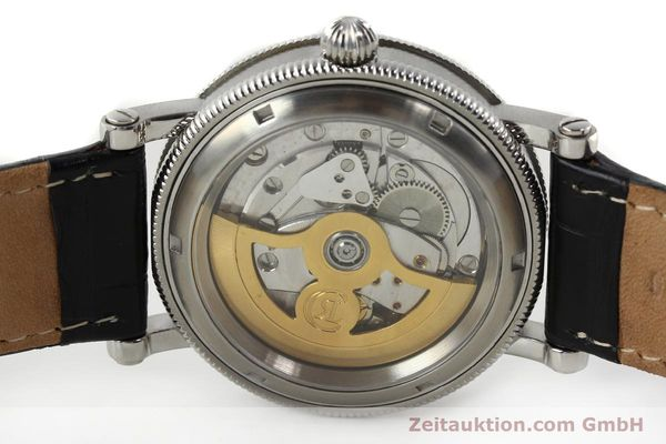 Used luxury watch Chronoswiss Tora steel automatic Kal. 123 Ref. CH1323  | 142056 09