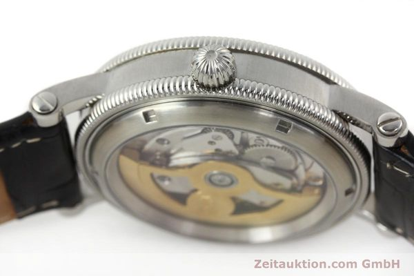 Used luxury watch Chronoswiss Tora steel automatic Kal. 123 Ref. CH1323  | 142056 11