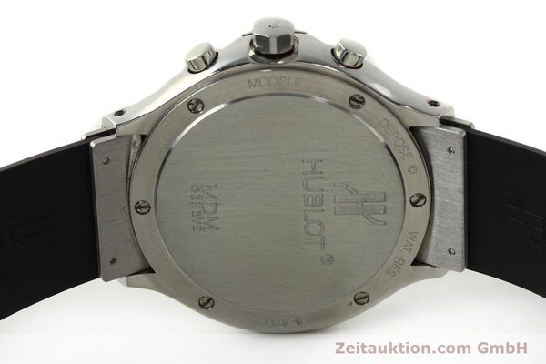 Used luxury watch Hublot MDM chronograph steel quartz Kal. 1270 Ref. 1621.1  | 142064 09