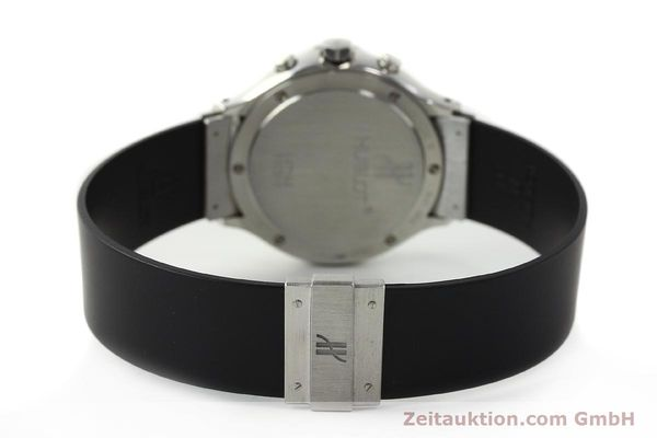 Used luxury watch Hublot MDM chronograph steel quartz Kal. 1270 Ref. 1621.1  | 142064 11