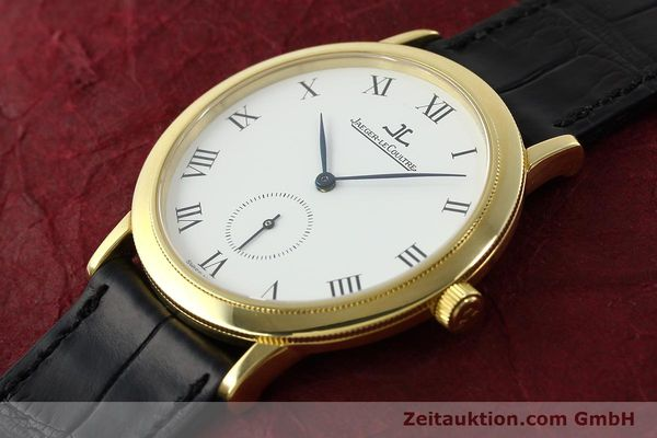 Used luxury watch Jaeger Le Coultre Gentilhomme 18 ct gold manual winding Kal. 818/4 Ref. 152.1.81  | 142070 01
