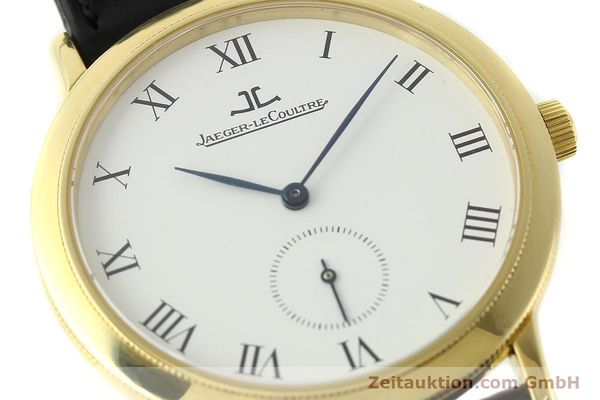 Used luxury watch Jaeger Le Coultre Gentilhomme 18 ct gold manual winding Kal. 818/4 Ref. 152.1.81  | 142070 02