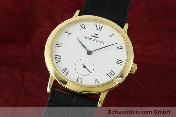 Used luxury watch Jaeger Le Coultre Gentilhomme 18 ct gold manual winding Kal. 818/4 Ref. 152.1.81  | 142070 04