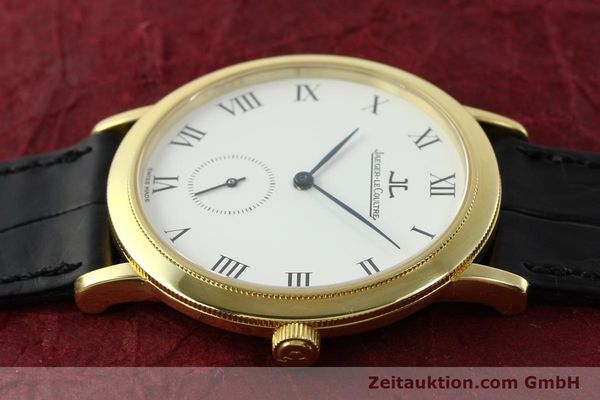 Used luxury watch Jaeger Le Coultre Gentilhomme 18 ct gold manual winding Kal. 818/4 Ref. 152.1.81  | 142070 05