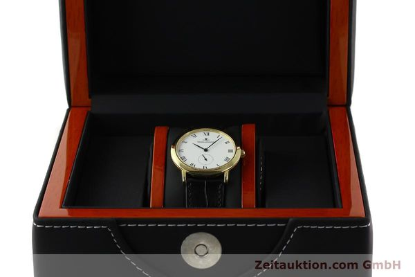 Used luxury watch Jaeger Le Coultre Gentilhomme 18 ct gold manual winding Kal. 818/4 Ref. 152.1.81  | 142070 07