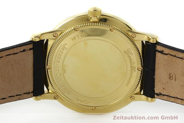 Used luxury watch Jaeger Le Coultre Gentilhomme 18 ct gold manual winding Kal. 818/4 Ref. 152.1.81  | 142070 09