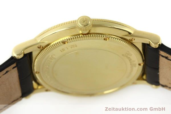 Used luxury watch Jaeger Le Coultre Gentilhomme 18 ct gold manual winding Kal. 818/4 Ref. 152.1.81  | 142070 12