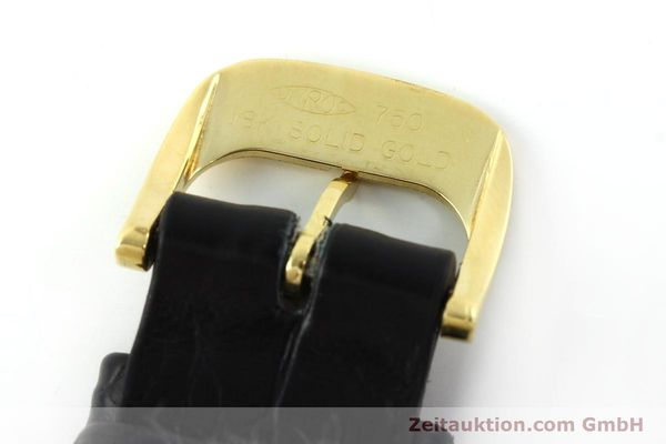 Used luxury watch Jaeger Le Coultre Gentilhomme 18 ct gold manual winding Kal. 818/4 Ref. 152.1.81  | 142070 14