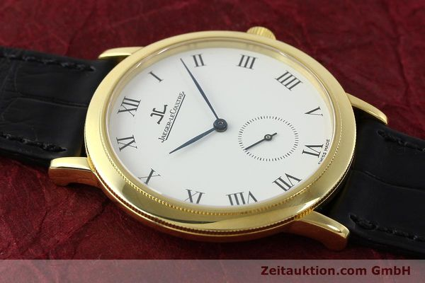 Used luxury watch Jaeger Le Coultre Gentilhomme 18 ct gold manual winding Kal. 818/4 Ref. 152.1.81  | 142070 18