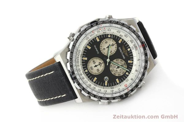 Used luxury watch Breitling Jupiterpilot chronograph steel automatic Kal. B59 B233 Ref. A59027  | 142072 03