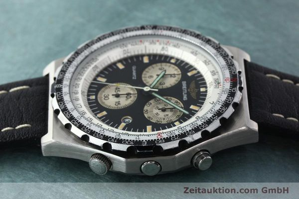 Used luxury watch Breitling Jupiterpilot chronograph steel automatic Kal. B59 B233 Ref. A59027  | 142072 05