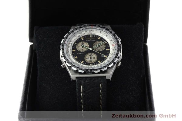 Used luxury watch Breitling Jupiterpilot chronograph steel automatic Kal. B59 B233 Ref. A59027  | 142072 07