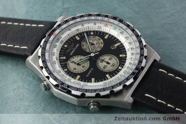 Used luxury watch Breitling Jupiterpilot chronograph steel automatic Kal. B59 B233 Ref. A59027  | 142072 12