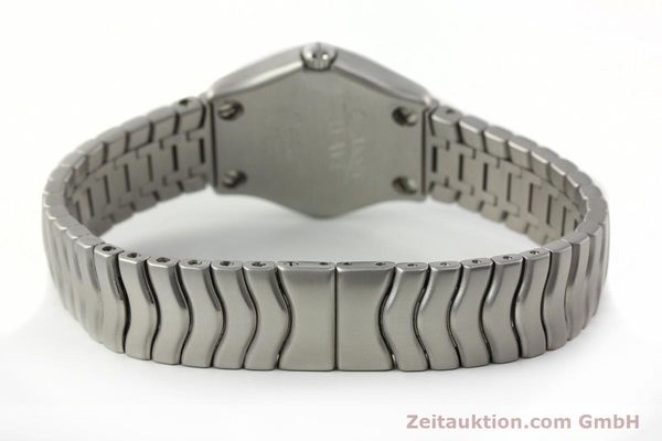 Used luxury watch Ebel Classic Wave steel quartz Kal. 157 Ref. E9157F11  | 142073 10
