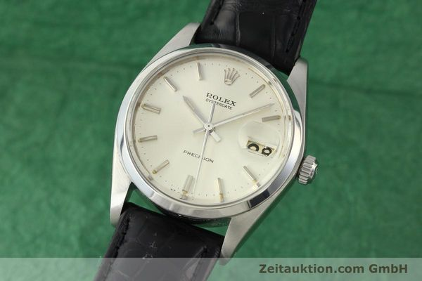 Used luxury watch Rolex Precision steel manual winding Kal. 1225 Ref. 6694  | 142090 04