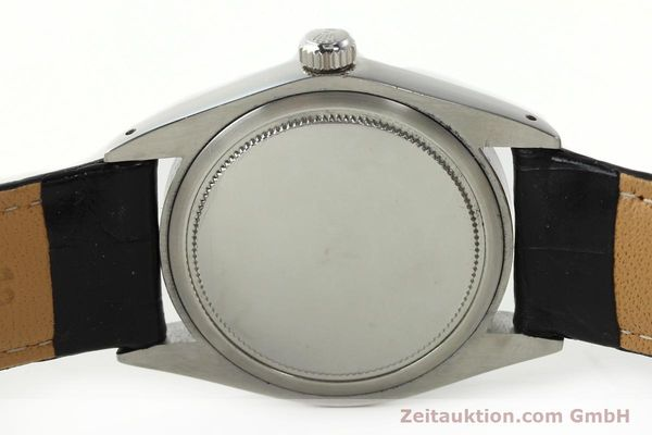 Used luxury watch Rolex Precision steel manual winding Kal. 1225 Ref. 6694  | 142090 08