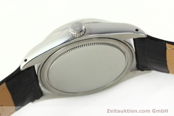 Used luxury watch Rolex Precision steel manual winding Kal. 1225 Ref. 6694  | 142090 11