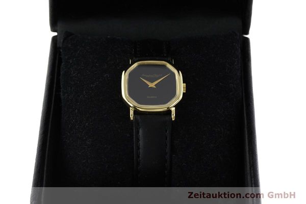 Used luxury watch IWC * 18 ct gold quartz Kal. 602 Ref. 3101  | 142093 07