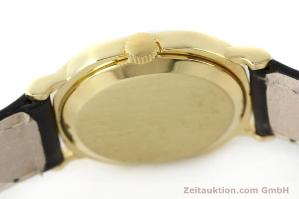 Used luxury watch IWC * 18 ct gold quartz Kal. 602 Ref. 3101  | 142093 08