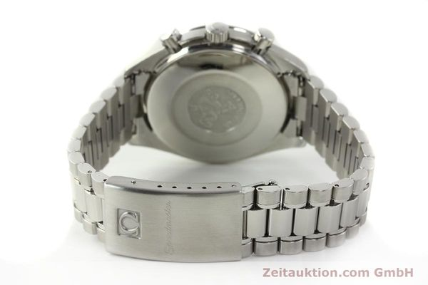 Used luxury watch Omega Speedmaster chronograph steel automatic Kal. 3220 ETA 2890-2 Ref. 35105000  | 142094 13