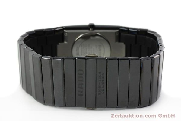 Used luxury watch Rado Diastar Ceramica ceramic quartz Kal. ETA 256111 Ref. 152.0347.3  | 142096 11