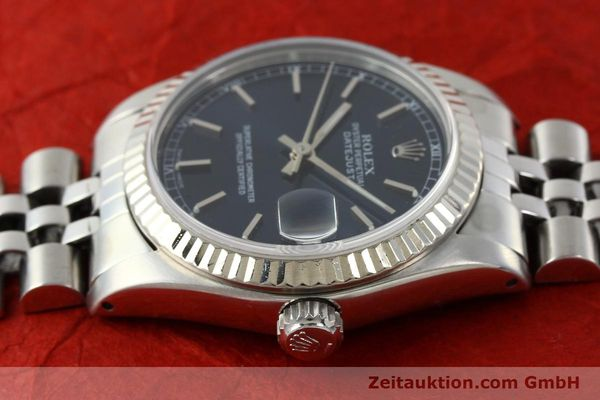 Used luxury watch Rolex Datejust steel / white gold automatic Kal. 2135 Ref. 68274  | 142099 05