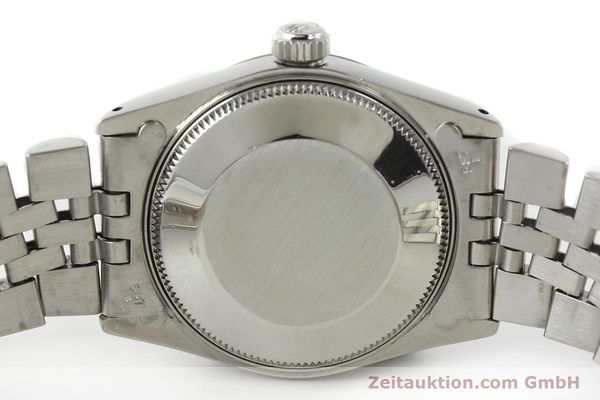 Used luxury watch Rolex Datejust steel / white gold automatic Kal. 2135 Ref. 68274  | 142099 09