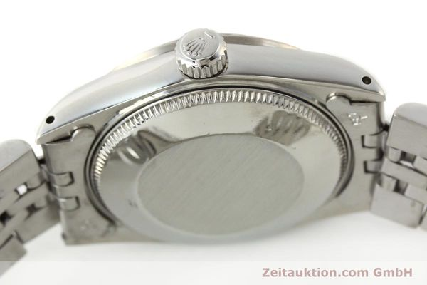 Used luxury watch Rolex Datejust steel / white gold automatic Kal. 2135 Ref. 68274  | 142099 12