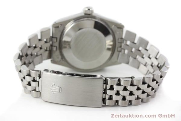 Used luxury watch Rolex Datejust steel / white gold automatic Kal. 2135 Ref. 68274  | 142099 13