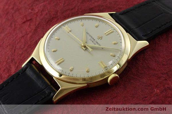 montre de luxe d occasion Vacheron & Constantin Chronometer Royal or 18 ct remontage manuel Kal. P1008/BS  | 142106 01