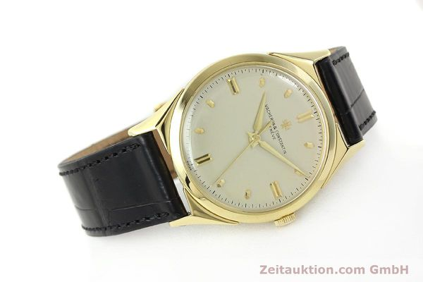 montre de luxe d occasion Vacheron & Constantin Chronometer Royal or 18 ct remontage manuel Kal. P1008/BS  | 142106 03