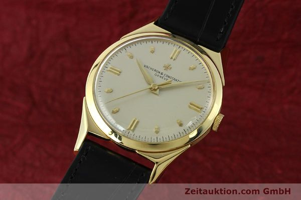 montre de luxe d occasion Vacheron & Constantin Chronometer Royal or 18 ct remontage manuel Kal. P1008/BS  | 142106 04