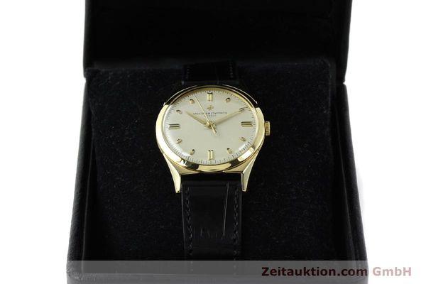 montre de luxe d occasion Vacheron & Constantin Chronometer Royal or 18 ct remontage manuel Kal. P1008/BS  | 142106 07