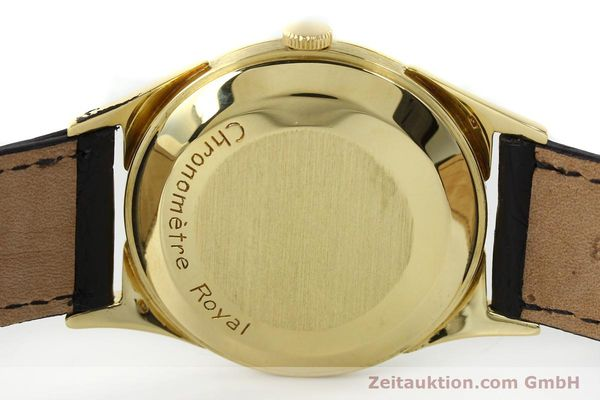 montre de luxe d occasion Vacheron & Constantin Chronometer Royal or 18 ct remontage manuel Kal. P1008/BS  | 142106 08
