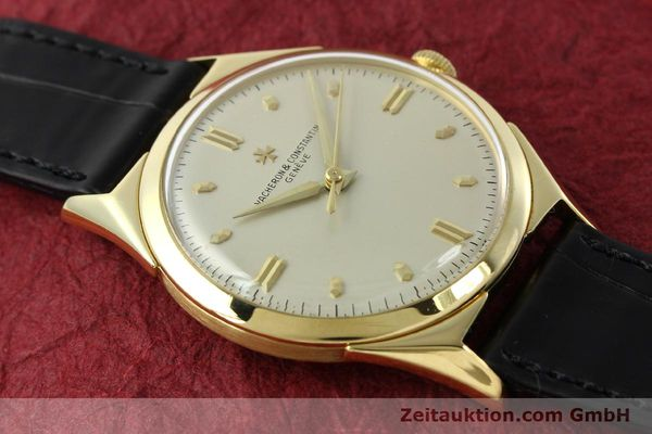 montre de luxe d occasion Vacheron & Constantin Chronometer Royal or 18 ct remontage manuel Kal. P1008/BS  | 142106 13