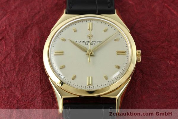 montre de luxe d occasion Vacheron & Constantin Chronometer Royal or 18 ct remontage manuel Kal. P1008/BS  | 142106 14
