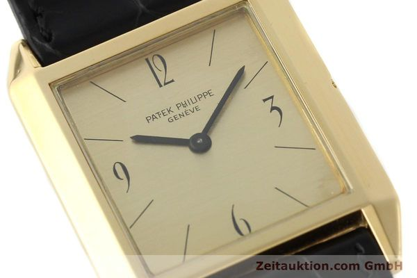 Used luxury watch Patek Philippe * 18 ct gold manual winding Kal. 175 Ref. 3491  | 142107 02