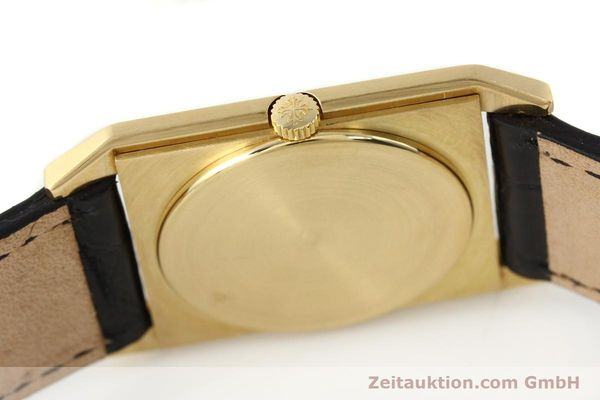 Used luxury watch Patek Philippe * 18 ct gold manual winding Kal. 175 Ref. 3491  | 142107 11