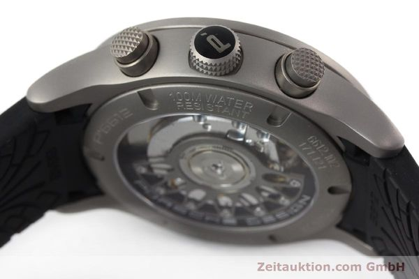 Used luxury watch Porsche Design Dashbord chronograph titanium automatic Kal. ETA 2894-2 Ref. 6612.10/2  | 142111 11