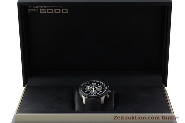 Used luxury watch Porsche Design Dashbord chronograph titanium automatic Kal. ETA 2894-2 Ref. 6612.15/2  | 142112 07