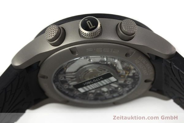 Used luxury watch Porsche Design Dashbord chronograph titanium automatic Kal. ETA 2894-2 Ref. 6612.15/2  | 142112 11