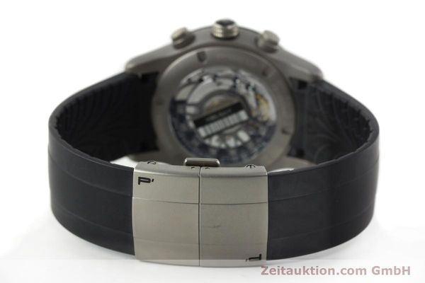 Used luxury watch Porsche Design Dashbord chronograph titanium automatic Kal. ETA 2894-2 Ref. 6612.15/2  | 142112 12