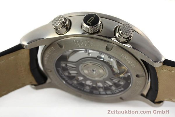 Used luxury watch Porsche Design Dashbord chronograph titanium automatic Kal. ETA 2894-2 Ref. 6612.11/2  | 142114 11