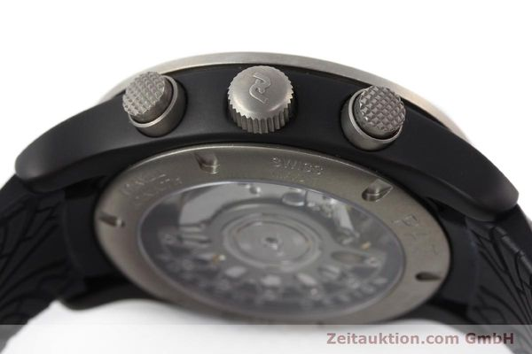 Used luxury watch Porsche Design Dashbord chronograph aluminium automatic Kal. ETA 2894-2 Ref. 6612.14  | 142115 11