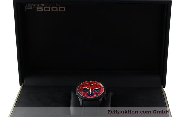 Used luxury watch Porsche Design Dashbord chronograph aluminium automatic Kal. ETA 2894-2 Ref. 6612.17/3  | 142117 07