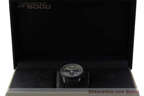 Used luxury watch Porsche Design Dashbord chronograph aluminium automatic Kal. ETA 2894-2 Ref. 6612.17/3  | 142118 07