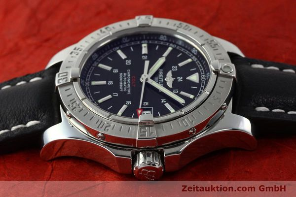 Used luxury watch Breitling Colt steel automatic Kal. B17 ETA 2824-2 Ref. A17380  | 142125 05