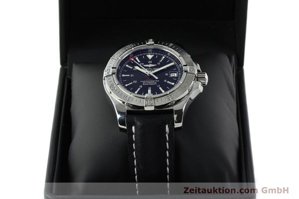 Used luxury watch Breitling Colt steel automatic Kal. B17 ETA 2824-2 Ref. A17380  | 142125 07
