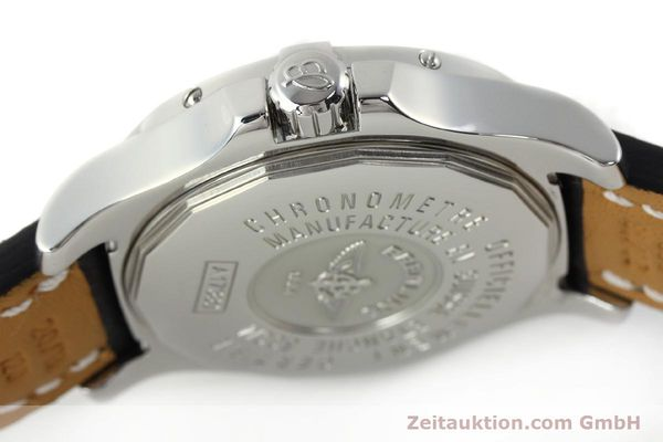 Used luxury watch Breitling Colt steel automatic Kal. B17 ETA 2824-2 Ref. A17380  | 142125 11